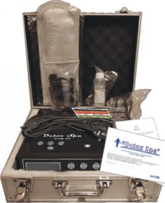 Используя аппарат Ion Detox Spa модель OSM 09 вы забудете, что такое шлаки, токсины, кожные заболевания, артриты, артрозы, болезни почек и мочеполовой системы, всевозможные аллергии и болезни дыхательных путей.