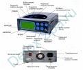 оперативная панель Аппарата Ion Cleanse A 01